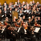 Buffalo State Philharmonia Orchestra and Choirs
