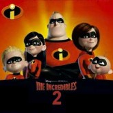 Cover art for The Incredibles 2.