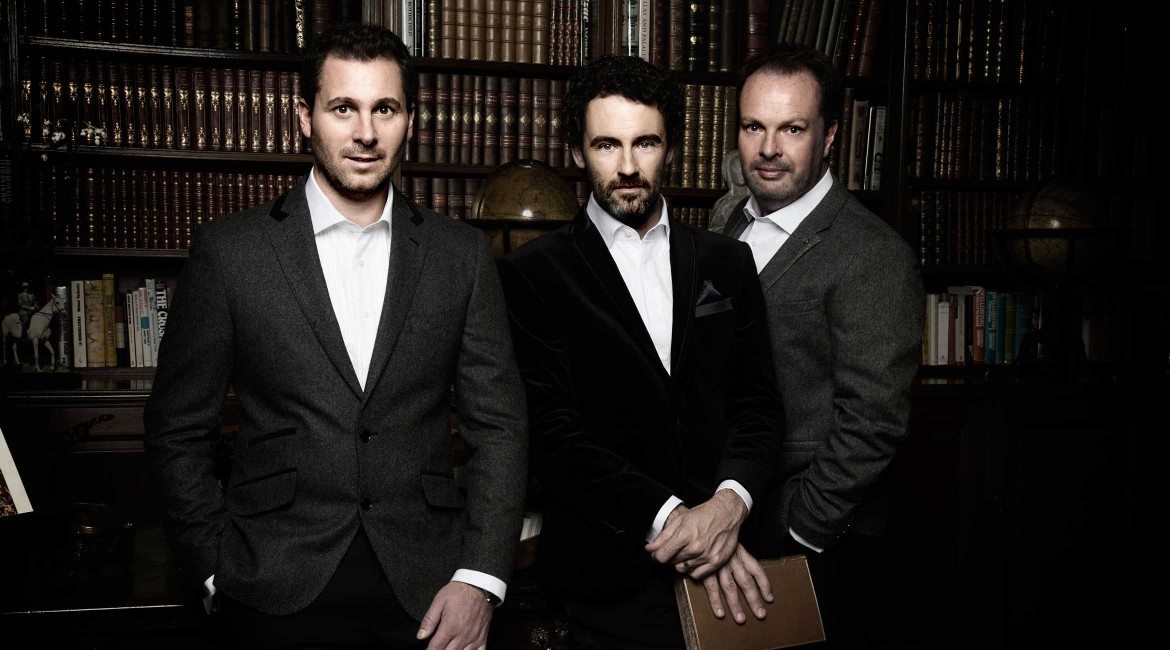 Christmas with The Celtic Tenors
