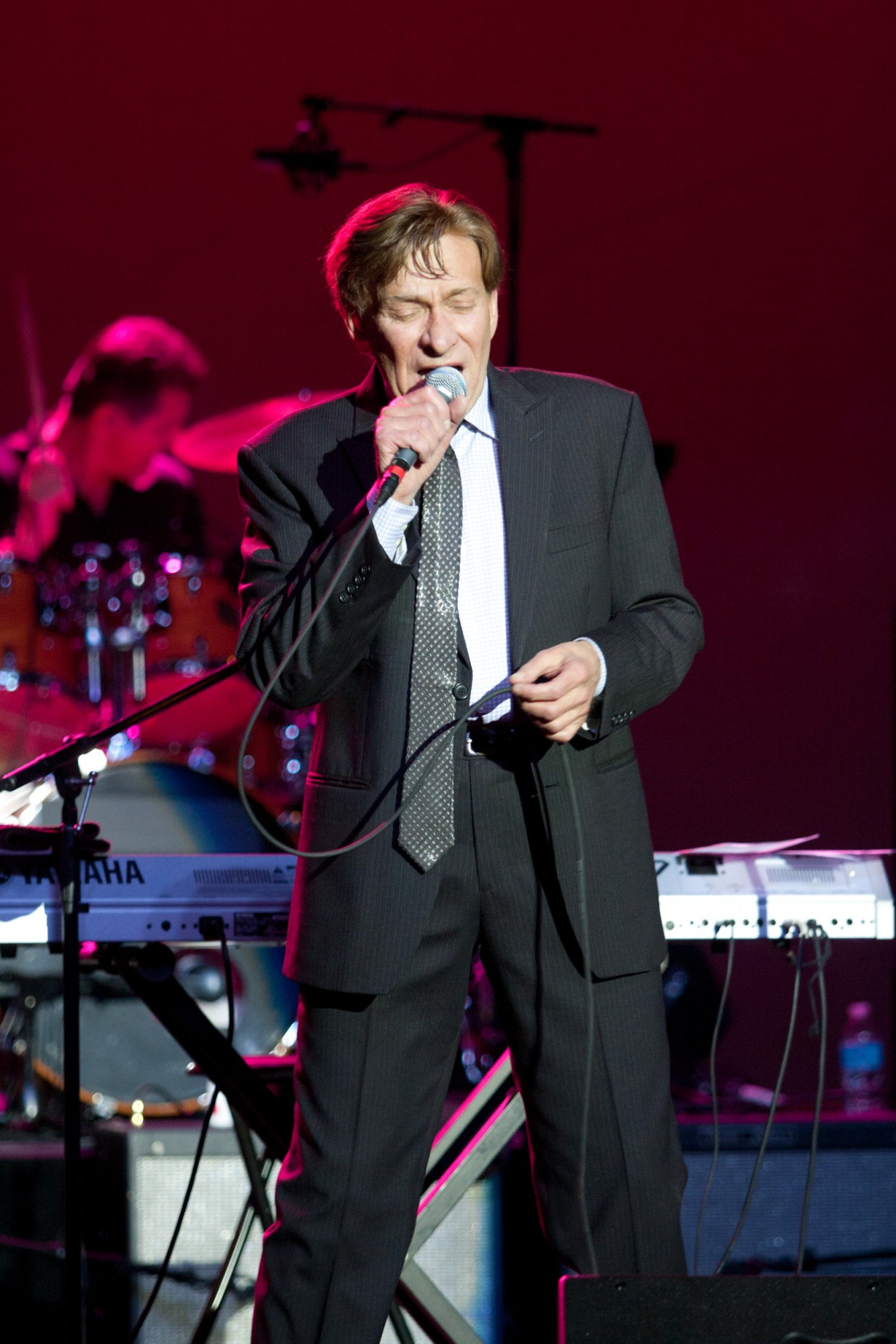 Bobby Caldwell Photo Gallery About Performing Arts Center