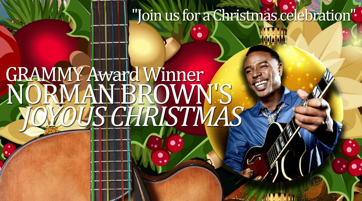 Norman Brown's Joyous Christmas