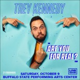 Trey Kennedy The Are You For Real? Tour