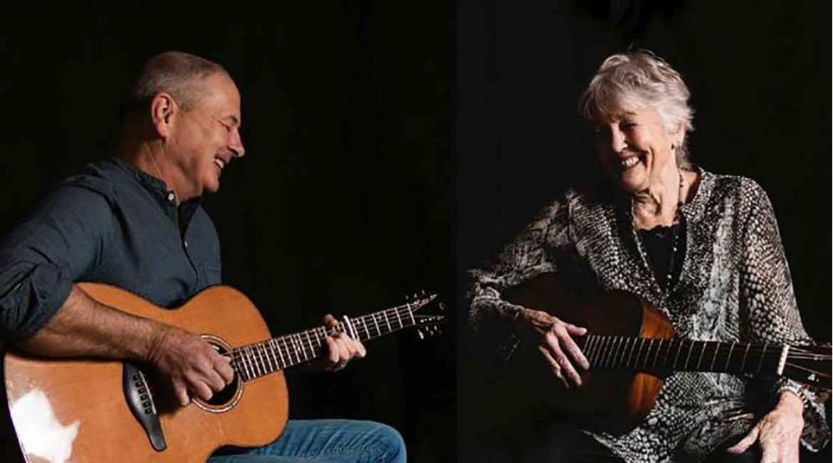 Peggy Seeger and Collum McColl