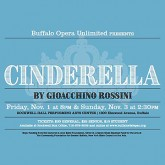 Cinderella Logo presented by Buffalo Opera Unlimited