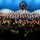 St. Joe's choirs and band perform