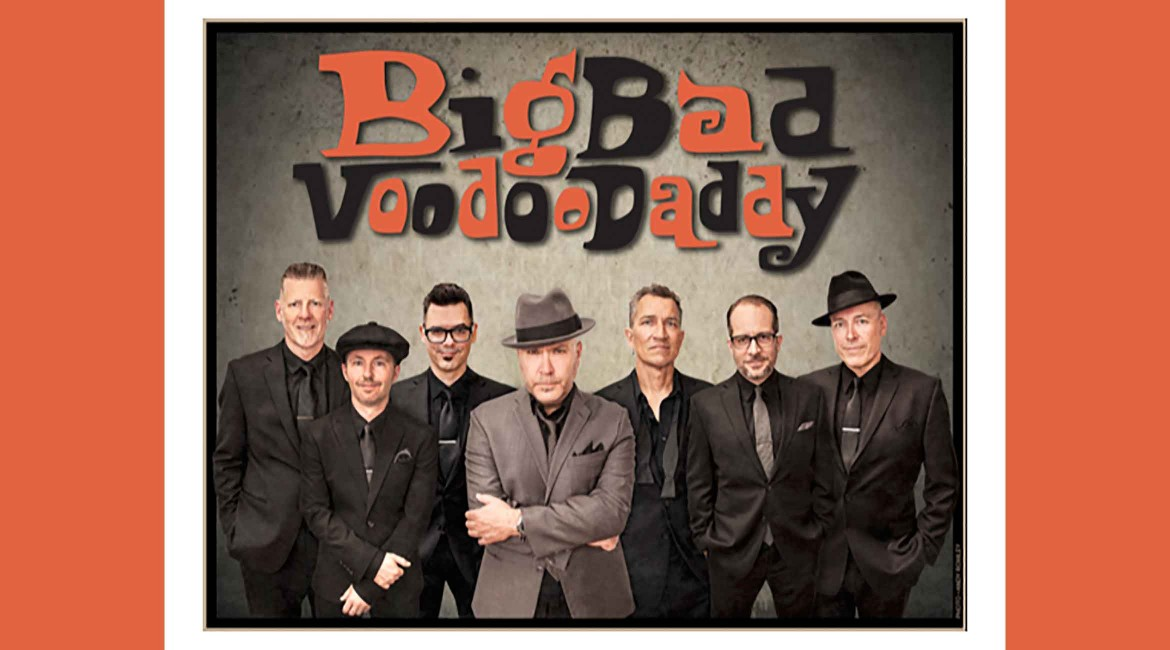 Members of Big Bad Voodoo Daddy