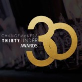 Change Makers Thirty Under Awards Logo