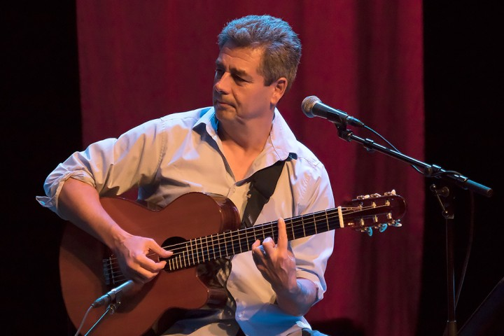 Guitar Tango: Peter White and Marc Antoine