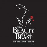 Disney's Beauty and The Beast The Broadway Musical logo