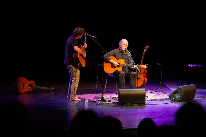 Leo Kottke and Keller Williams